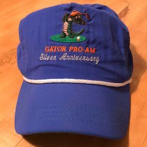 Vintage Florida Gators golf hat